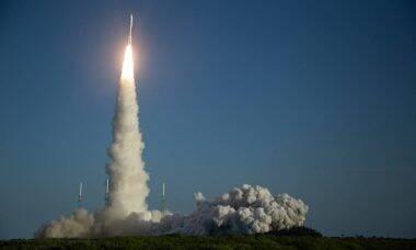 Nasa lança nova sonda para Marte