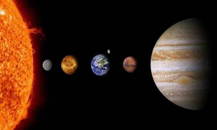 Cientistas localizam o centro do Sistema Solar — e advinhem, não é o Sol