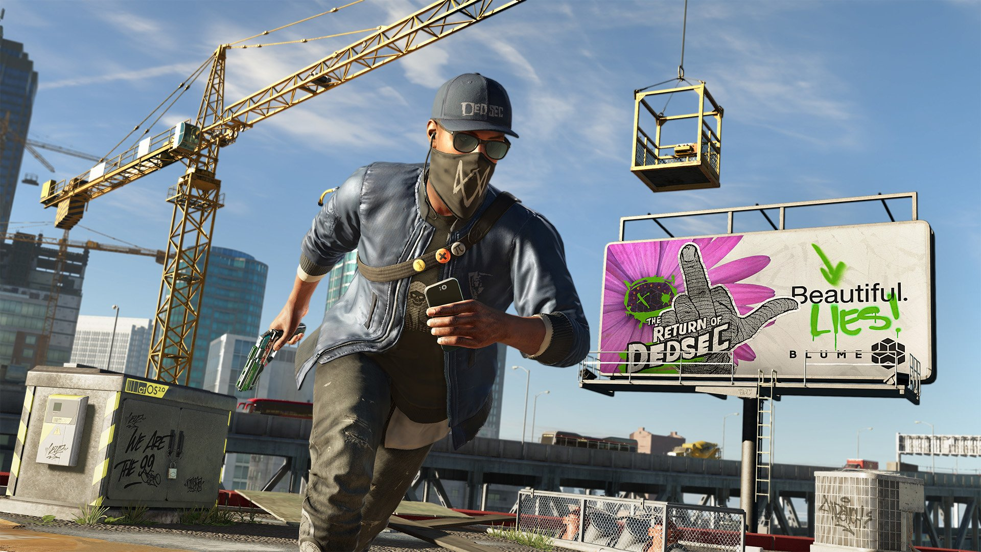 """Ubisoft vai oferecer """"Watch Dogs 2"""" de graça para PC"""
