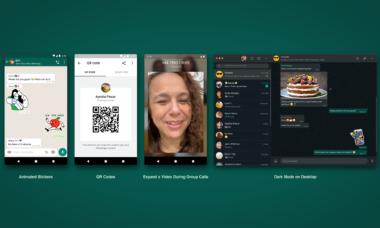 WhatsApp vai liberar figurinhas animadas no app