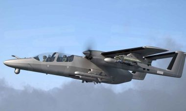 Icarus Aerospace revela uma nova família de veículos aéreos táticos. Foto: Icarus Aerospace