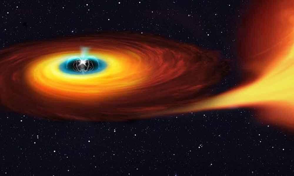 Grupo liderado por brasileiro descobre estrela que gira a 5 milhões de km/h. Foto: Rodrigo Cassaro/Observatório Nacional