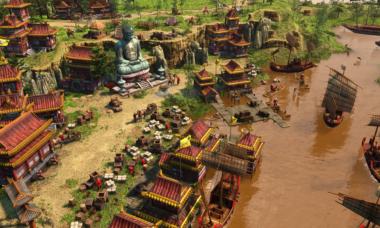 """""""Age of Empires III: Definitive Edition"""" estreia em 15 de outubro"""