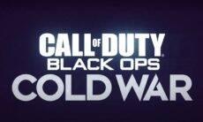 """""""Call of Duty: Black Ops Cold War"""" é revelado oficialmente"""