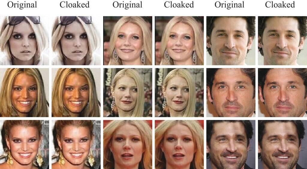 Ferramenta promete enganar reconhecimento facial