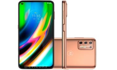 Novos Motorola G9 Plus e E7 Plus vazam na internet