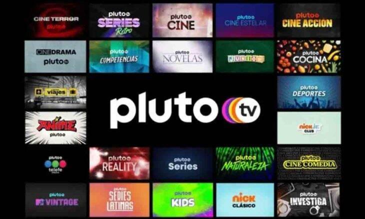 Pluto TV, concorrente da Netflix, anuncia chegada ao Brasil com canais e filmes grátis. Foto: Divulgação