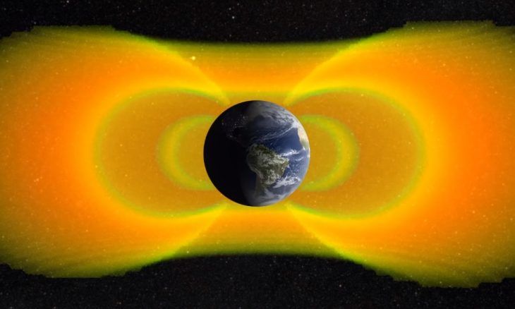 Nasa investiga anomalia no campo magnético da Terra