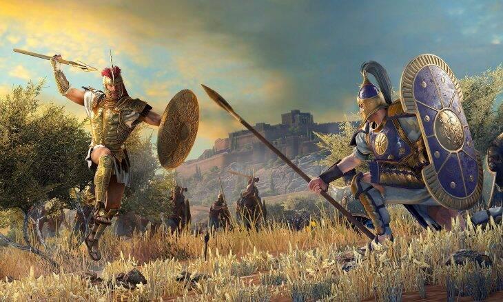 """""""Troy - A Total War Saga"""" e mais dois jogos estão disponíveis de graça para download"""