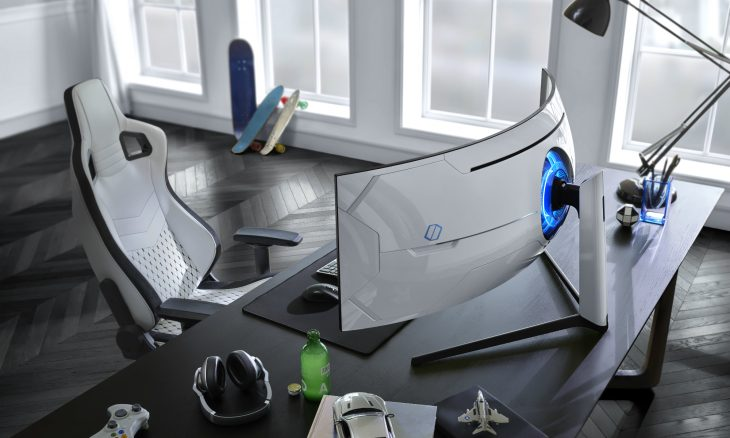 Samsung lança monitores gamers Odyssey G7 e G9 no Brasil
