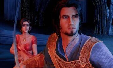 """Prince of Persia: The Sands of Time Remake"" é anunciado"