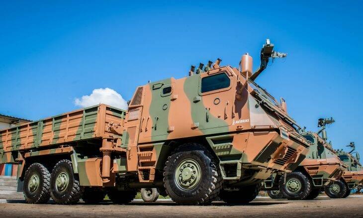 Brasil terá novo míssil com alcance de 300 quilômetros