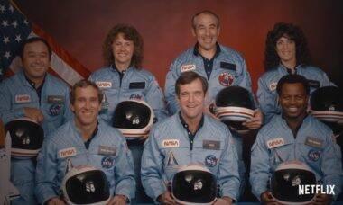 Voo fatal do ônibus espacial Challenger vira documentário da Netflix