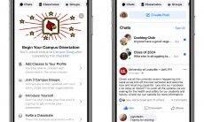 Facebook cria rede social para universitários