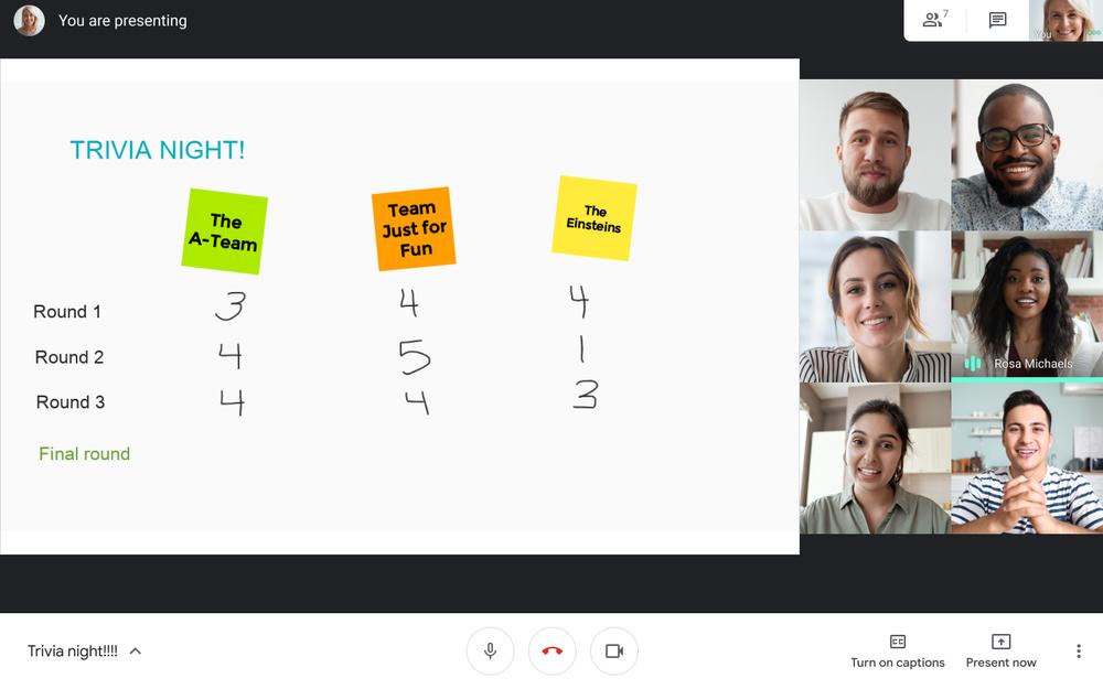 Google libera reuniões ilimitadas gratuitas pelo Meet até março de 2021