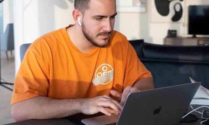 Conheça Max Weiss: influenciador e especialista de marketing digital que é referência nacional. Foto: Divulgação