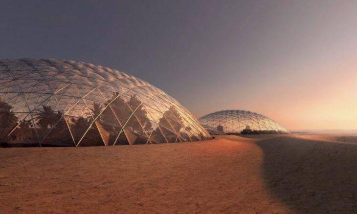 Dubai quer criar colônia marciana no deserto