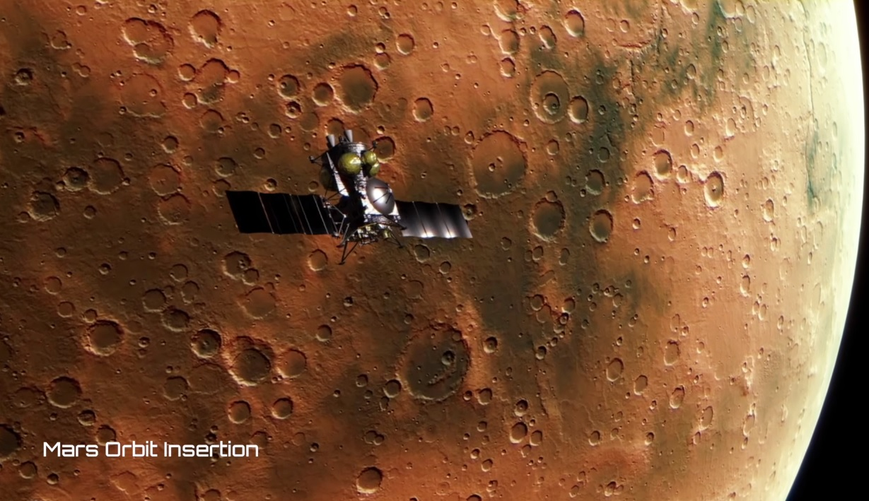 Japoneses vão fazer imagens de Marte em 8K