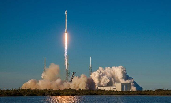 SpaceX fecha novo contrato de US$ 109,4 milhões com a Nasa