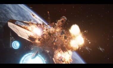 """""""Star Wars: Squadrons"""" libera trailer com cara de curta-metragem"""