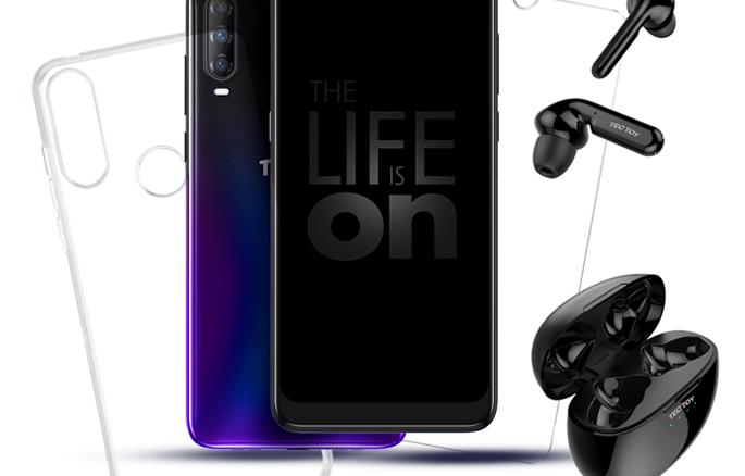 Tectoy lança smartphone On por R$ 1.999