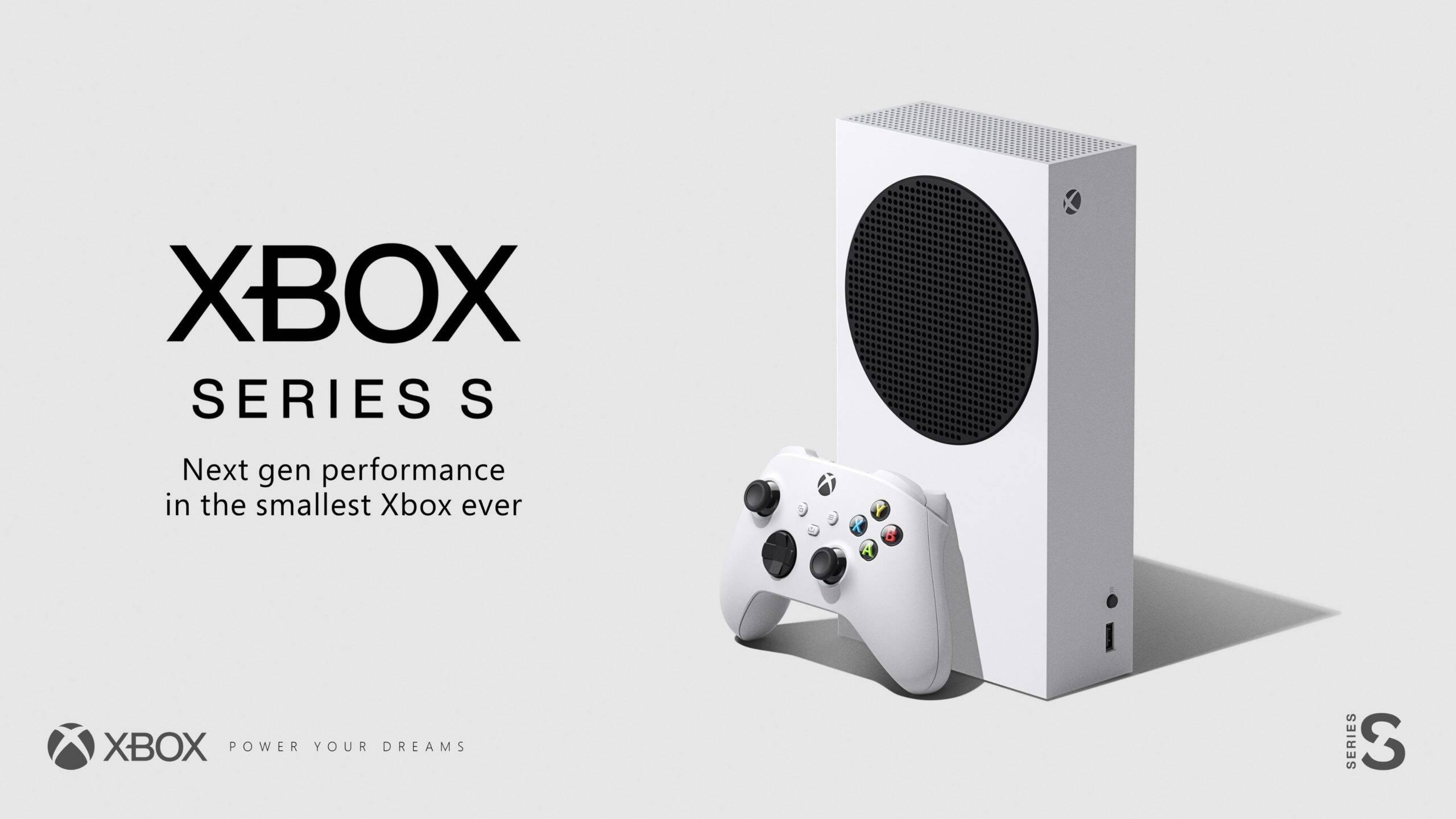 Microsoft revela oficialmente o Xbox Series S