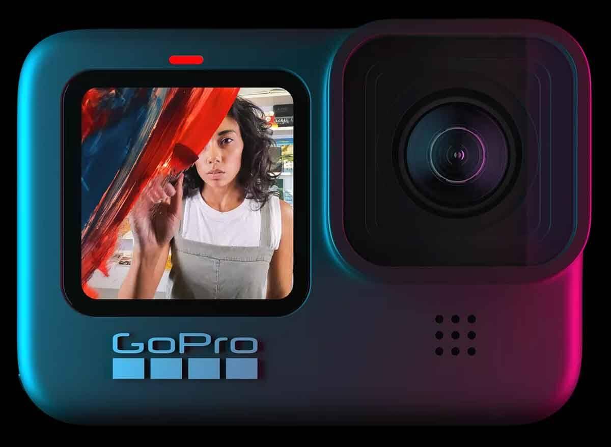 GoPro lança a nova Hero9 Black no Brasil por R$ 4.899. Foto: Divulgação