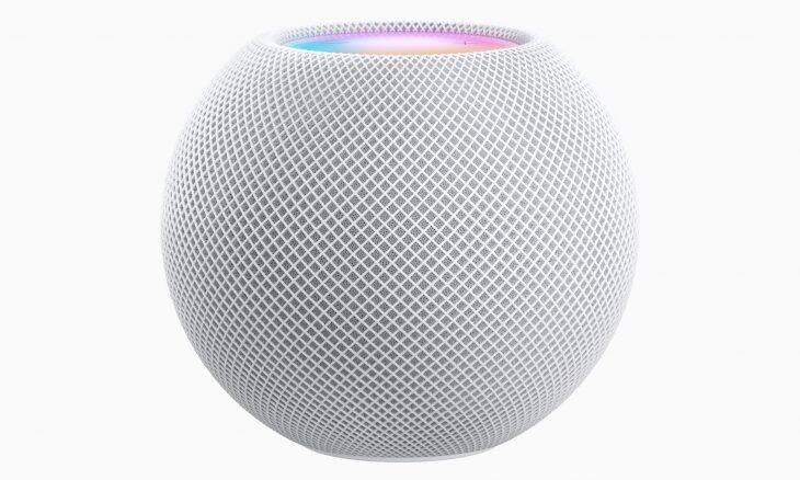 Apple apresenta a caixa de som HomePod mini