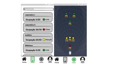 Startup de Rondônia desenvolve aplicativo que faz alerta para aglomeração