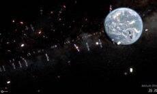 Nunca tivemos tanto lixo no espaço, aponta estudo