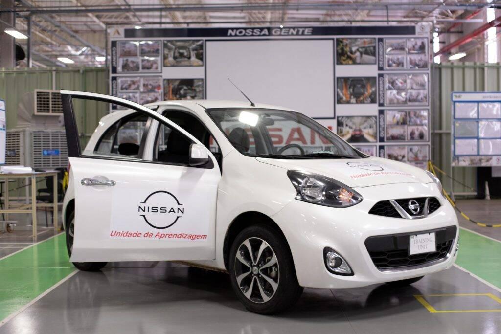"""Nissan cria """"carro laboratório"""" para a Uerj"""