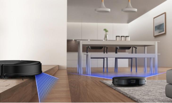 Samsung lança robô que aspira e passa pano