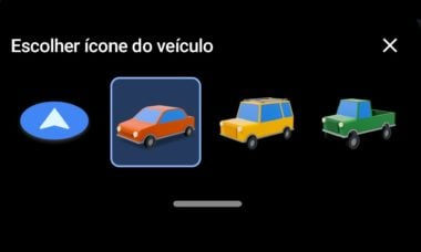 Google Maps ganha novos ícones de carro no Android