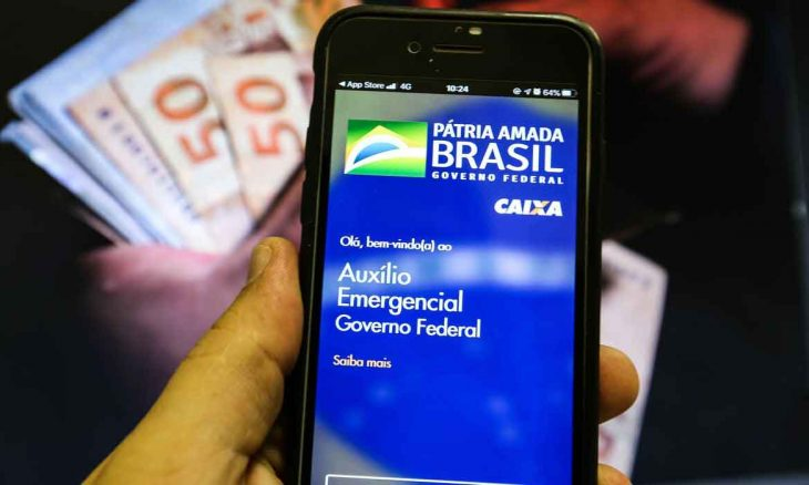 Bolsonaro sanciona projeto de lei que cria poupança social digital . Foto: © Marcello Casal JrAgência Bras