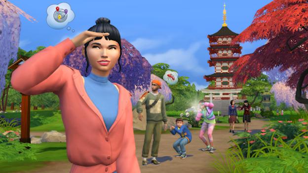 """""""The Sims 4"""": expansão Diversão na Neve chega em 13 de novembro"""