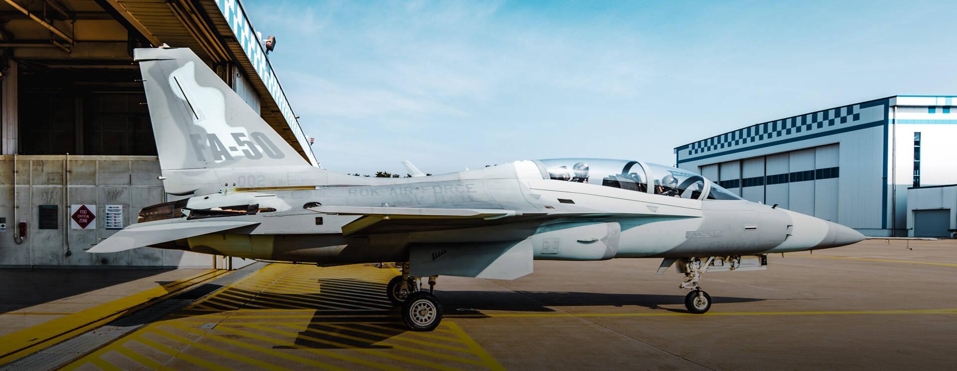 Inglaterra barra venda do jato FA-50 para a Argentina