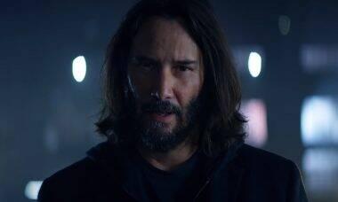 "Keanu Reeves aparece em comercial de ""Cyberpunk 2077"""