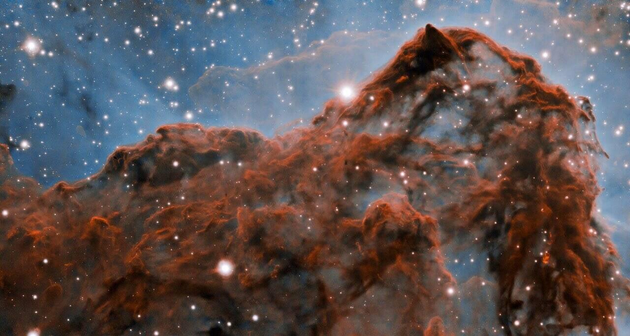Cientistas revelam fotos mais detalhadas já feitas da nebulosa Carina