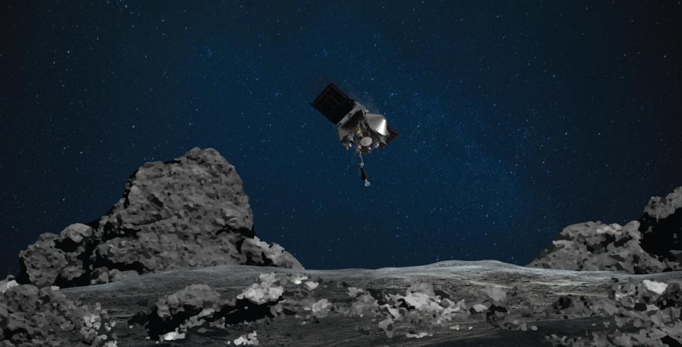 Osiris-REx: Nasa vai transmitir ao vivo missão ao asteroide Bennu