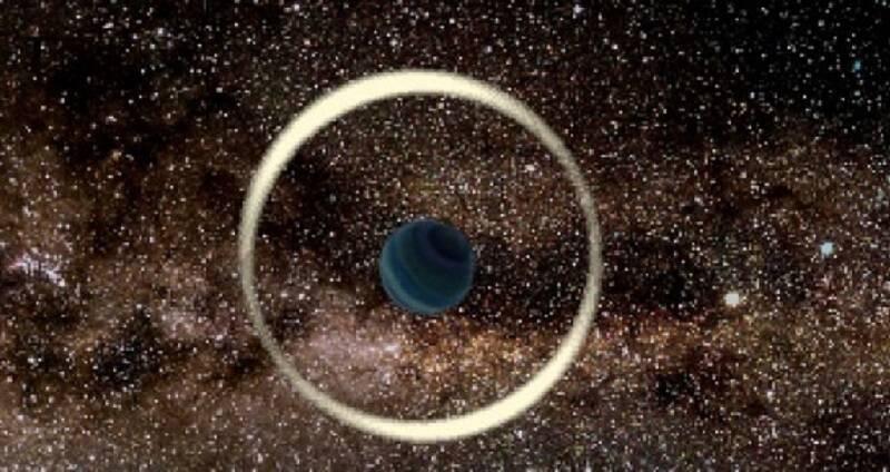 Planeta do tamanho da Terra é flagrado vagando pela Via Láctea