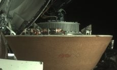 OSIRIS-REx completa manobra para armazenar amostras do asteroide Bennu