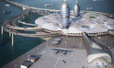 Empresa japonesa quer criar primeiro porto espacial