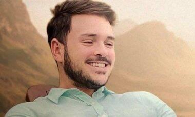 Lucas Renault ensina pessoas a mudarem de vida trabalhando de casa. Foto: Divulgação