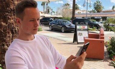 Youtuber e influenciador Dan Vas ajuda pessoas a terem sucesso na internet . Foto: Divulgação