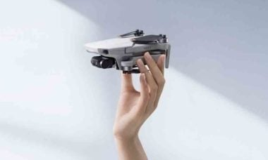 DJI Mini 2 é apresentado: drone leve com alcance de até 4 mil metros de altitude