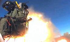 Caças F-15 dos EUA vão ganhar novos assentos ejetores