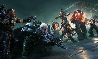 """Gears Tactics"" já está disponível para Xbox Series X e S"
