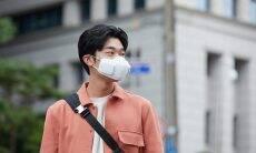 LG lança máscara facial com purificador de ar
