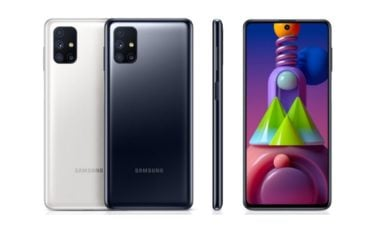 Samsung lança smartphones Galaxy M21S e Galaxy M51 no Brasil