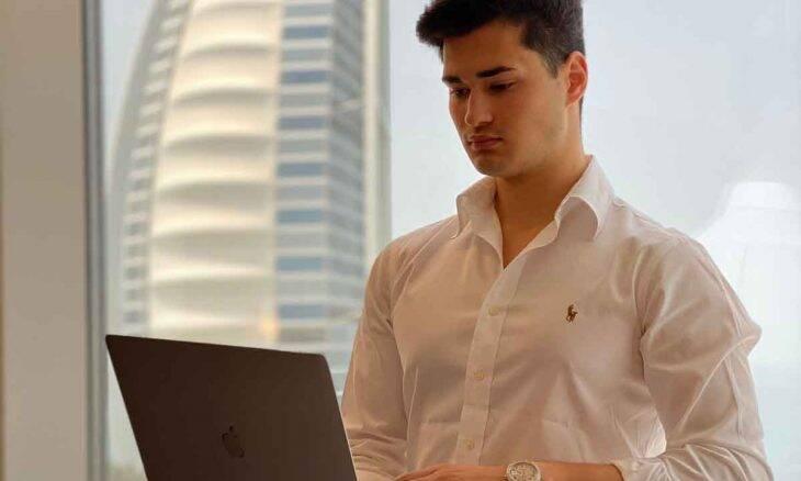 Conheça Can Mandir: influenciador e palestrante que faz sucesso com suas dicas para o setor digital . Foto: Divulgação